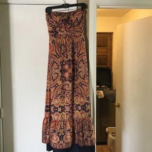 The Limited full length dress